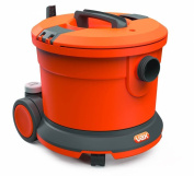 Vax Commercial VCC-08A Bagged Vacuum Cleaner, 800 W, 9 Litre, Orange/Grey