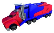 Smoby 203112003 Transformers Mission Racer Optimus Prime Toy