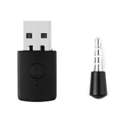 USB 2.0 Bluetooth V4.0 Dongle Wireless Adapter for PS4 PlayStation