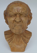 Museum Replica - The Vexed Man - based on Character Heads by Franz X. Messerschmidt #04