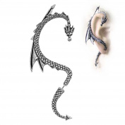 Gleader The Dragon's Lure (stud) - Single Gothic Earring