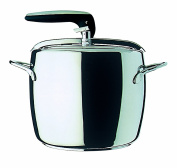Mepra 7 Litre Stainless Steel 1950 Pressure Cooker, Silver