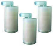 3 x SparesPlanet Anti-Scale Cartridge Filter Breville, Bush, Delta Aldi, Domotec, Kenwood Steam Generator Iron