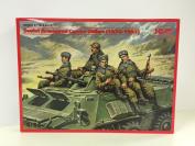 ICM 1/35 Soviet 035637 Gepanzerte Supply Troops, 4 figures plastic model kit