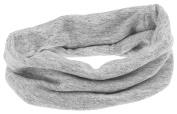 Capelli New York Ladies Sapce Dye Tubular Headwrap Light Grey One Size