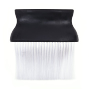 Kloud City ® Fashion Barber Wide Neck Duster , Soft Hair Brush for Home , Hairdressing Hair Cutting Salon Stylist