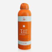 Tan Towel SPF 30 Clear Sunscreen Mist, 180ml