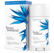 InstaNatural Natural Deodorant for Underarms - Aluminium Free Stick for Smell Protection - With Lavender Citrus Scent for Men & Women - Non Toxic Anti Odour Formula with Organic Ingredients - 70ml