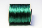 Bistore - Premium Nylon Satin cord, shiny silk look, for Beading and knoting