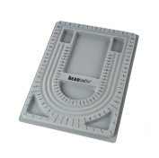 33cm x 24cm Bead Board Jewellery Tool for Beading Necklaces and Bracelet Making Jewellery Tool