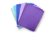 "Bloomin ""Plant Me"" Original Seed DIY Crafting Paper, 10 sheets, 8.5x11 - {Cool Colour Set}"