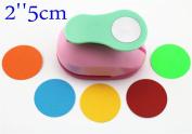 "Somnr® Large Size 2"" 5cm circle furador paper puncher scrapbooking punches craft perfurador diy puncher paper circle cutter3178B"