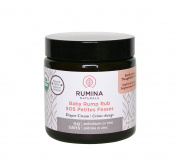 Baby Rump Rub USDA Certified Organic Nappy Rash Cream