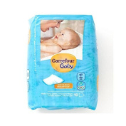 Carrefour Baby Changing Mats 60x60cm 10 per pack