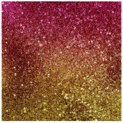 Vinyl Boutique Shop Craft Heat Transfer Ombre Faux Glitter Heat Transfer Vinyl Sheets Heat Transfer Vinyl 0125-3