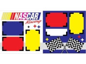 """Nascar Racing"" Scrapbook Kit"