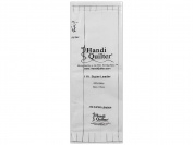 Handi Quilter Super Leader Guide Size 70cm x 3.4m Quilting Leader