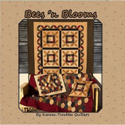 Bees 'n Blooms by Kansas Troubles Quilters Pattern Booklet