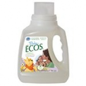 Earth Friendly Products Baby Ecos Laundry Liquid, Chamomile & Lavender 1480ml (a) - 2pc