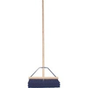 BirdwellCleaningProducts 41cm Poly Street Broom, Sold as 1 Each