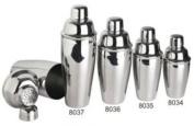 Franmara 8037-BX 710ml High Polished Lustrum Stainless Steel Cocktail Shaker