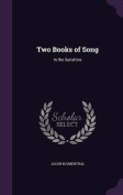 Two Books of Song