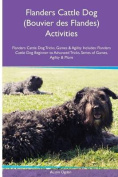 Flanders Cattle Dog (Bouvier Des Flandes) Activities Flanders Cattle Dog Tricks, Games & Agility. Includes  : Flanders Cattle Dog Beginner to Advanced Tricks, Series of Games, Agility and More