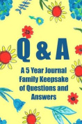 Q & A  : 365 Day Scrapbook and Journal Diary for Moms and Kids