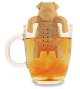 OPPOHERE Pug in A Mug Silicone Tea Infuser,Pack of 1