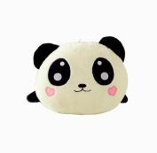Welcomeuni Cute Plush Doll Toy Stuffed Animal Panda Pillow Quality Bolster Gift 25cm