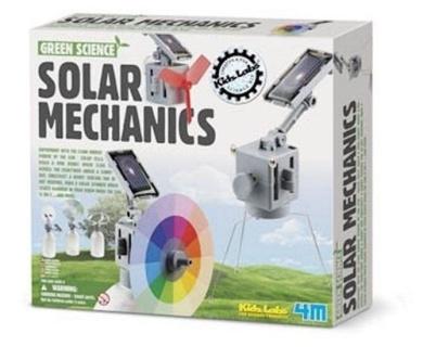 4M Solar Mechanics Kit. Brand New