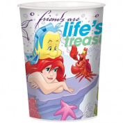 Little Mermaid 470ml Favour Cup (Each) - Party Supplies