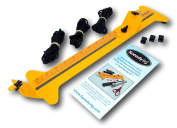 SpeedyJig XL Extra Long Paracord Bracelet Jig Kit - Make Bracelets and Other Projects from 10cm to over 46cm