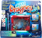 Aqua Dragons Underwater World Box Kit Science Toy Aquarium Sea Monkeys Life Pets
