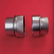 Heat-fab Increaser 20cm (male)crimped-23cm (female) 304-alloy