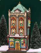 Dept 56 Christmas in the City **Seasons Department Store**