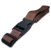 Winco CHH-3, Restaurant High Chair Security Straps for Kids, Children Chair Safety Garnet Belts, 3 Piece Set