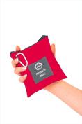 MINI Monkey Mat - 1.5mx0.9m Portable Multi-Purpose Mat – Red Coral Crush