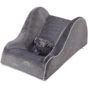 DexBaby Day Dreamer Sleeper Floor Seat and Baby Lounge - Grey
