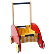 Manhattan Toy Push Cart Toddler Activity Toy
