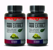 Morinda citrifolia leaf extract - NONI 8:1 CONCENTRATE 500MG - increase fat burning