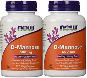 Now Foods By Now D-mannose Healthy Urinary Tract 500 Mg-