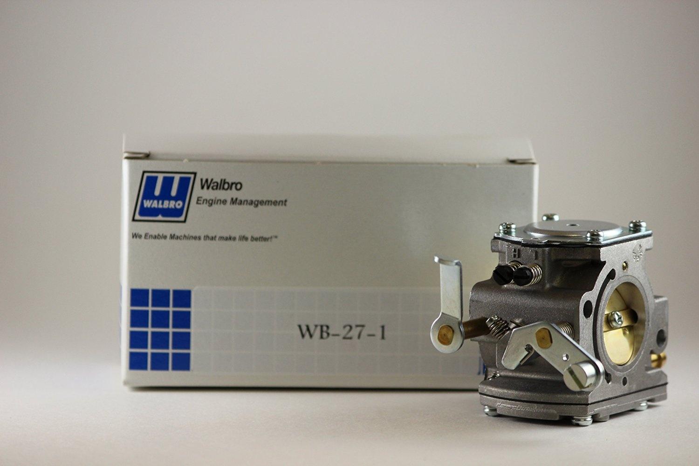 WB-27-1 Walbro Carburetor for R/C aeroplane 150cc-engines DA-150