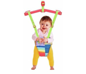 Christmas Gift Baby by Chad Valley Rainbow Door Bouncer Children Fun