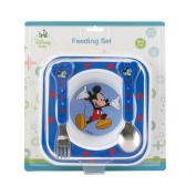 Disney Mickey Mouse Feeding Gift Set
