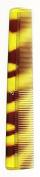 "Stratton - Premium Professional Quality Tort Shell Hairdressing Comb ""Cambridge"" Design"