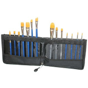 TAG Brush set with Brush Wallet