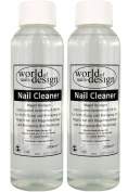 World of Nails-Design Nail Cleaner Isopropanol 99.9% cosmetically, 200 ml