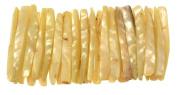 Yellow Shell Bracelet Shell Jewellery Shell Jewellery Stretch Bracelets