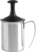 Inoxpran Creamer 3 Cup, Stainless Steel, 13 cm X 9 cm X 18 cm